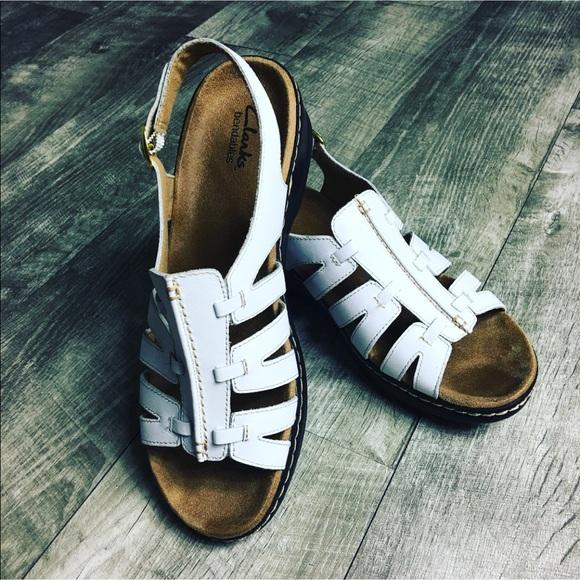 f970ca7ee9b Clarks Shoes - Clark s Lexi Marigold Q Sandal. Bendable